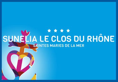 Camping Le Clos du Rhône****
